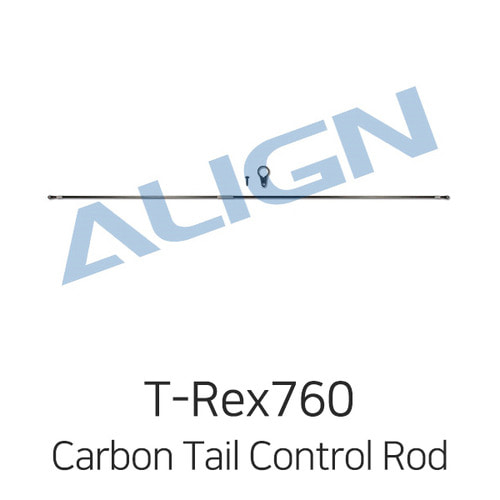 엑스캅터 - 얼라인 티렉스 760X Carbon Tail Control Rod Assembly