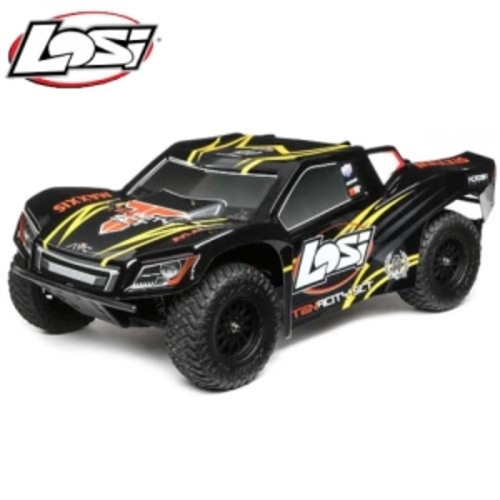 엑스캅터 - 테나시티 LOSI Tenacity SCT 4WD Short Course Truck AVC 1:10 RTR (BLACK/Yellow)