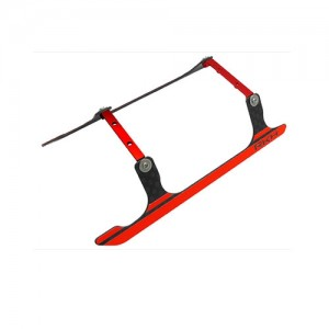 엑스캅터 - CNC Landing Gear Set (Black-Red) - Blade 180 CFX
