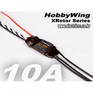 하비윙 XRotor 10A Wired Type (HobbyWing ESC) - 드론정보 & 쇼핑