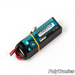 엑스캅터 - PT-B2500TX-3in1 Wire (7.4V, 2S1P)