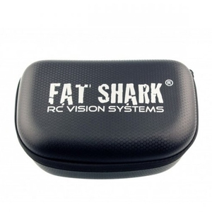 엑스캅터 - [팻샥 부품] FatShark HEADSET/FACEPLATE CARRY CASE