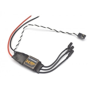 엑스캅터 - XRotor-20A-Wire Leaded Multirotor Brushless ESC (3-4S) 330~450급 드론에 사용