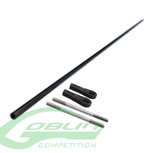 엑스캅터 - HC239-S - Carbon Fiber Tail Push Rod - Goblin 700 Competition