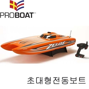 엑스캅터 - 초대형전동보트 Zelos 48-inch Brushless Catamaran RTR(ECS 6–8S LiPo Support) 속도 88Km/h+
