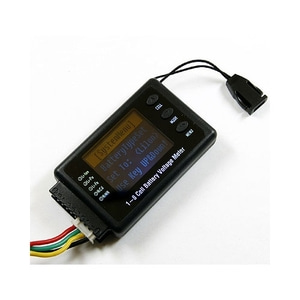 엑스캅터 - BVM-8S 1-8 Cell Battery Voltage Meter Tester with Alarm(고급형 배터리 체커)