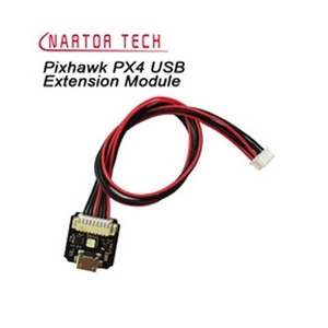 Pixhawk RGB LED & USB Extension Module w/Protective Case - 드론정보 & 쇼핑