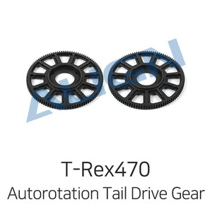 엑스캅터 - 얼라인 티렉스 470LT 104T Autorotation Tail Drive Gear