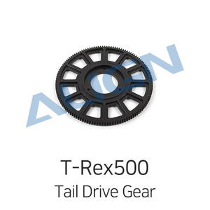 엑스캅터 - 얼라인 티렉스 500XT 130T Autorotation Tail Drive Gear