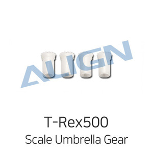 엑스캅터 - 얼라인 500 Scale Fuselage Long Umbrella Gear(for UH-60/AH-1)
