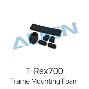 드론장 - 얼라인 Frame Mounting Foam(Black Shark)