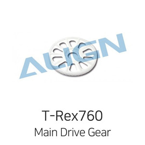 엑스캅터 - 얼라인 티렉스 700E/800E CNC Slant Thread Main Drive Gear/110T
