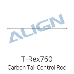 엑스캅터 - 얼라인 티렉스 800E Carbon Tail Control Rod Assembly