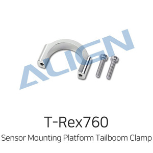 엑스캅터 - 얼라인 티렉스 800E APS Sensor Mounting Platform Tailboom Clamp(800)