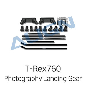 엑스캅터 - 얼라인 티렉스 800E Aerial Photography Landing Gear Assembly
