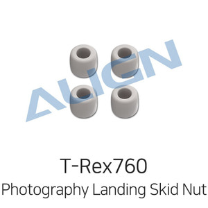 엑스캅터 - 얼라인 티렉스 800E Aerial Photography Landing Skid Nut
