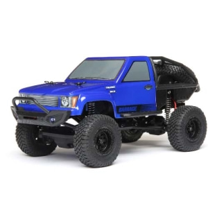 엑스캅터 - 바라지 ECX 1:24 Barrage Scaler 4WD RTR - Blue