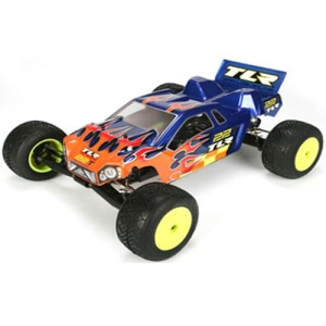 엑스캅터 - TLR 22T 1/10 Scale 2WD Electric Racing Truck Kit
