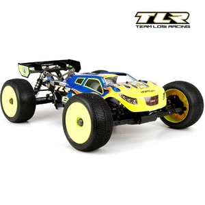 드론장 - 8IGHT-T 3.0 Race Kit: 1/8 4WD Nitro Truggy