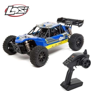 엑스캅터 - 신형 Losi 1/14 Mini 8IGHT-DB (Blue)