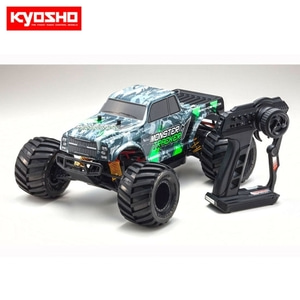 엑스캅터 - 1/10 EP 2WD MT r/s MONSTER TRACKER T1
