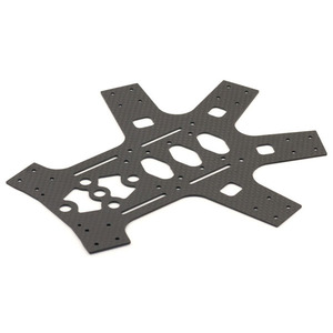 엑스캅터 - 스페딕스 S250AH Carbon Bottom Frame Plate