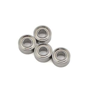 엑스캅터 - Xnova Hypersonic 2205 Bearing Set (4) by Xnova (size: 4x9x4)
