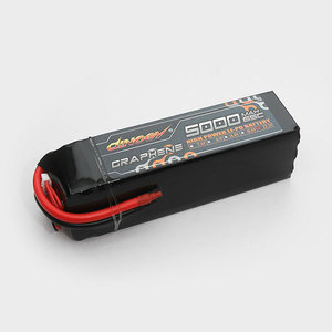 엑스캅터 - Dinogy 6S 5000mAh Graphene 65C (22.2V Light Weight)
