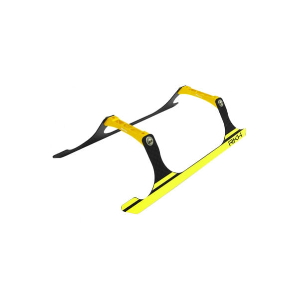 엑스캅터 - 라콘헬리 CNC Landing Gear Set (Black-Yellow) - Blade 230 S 옵션