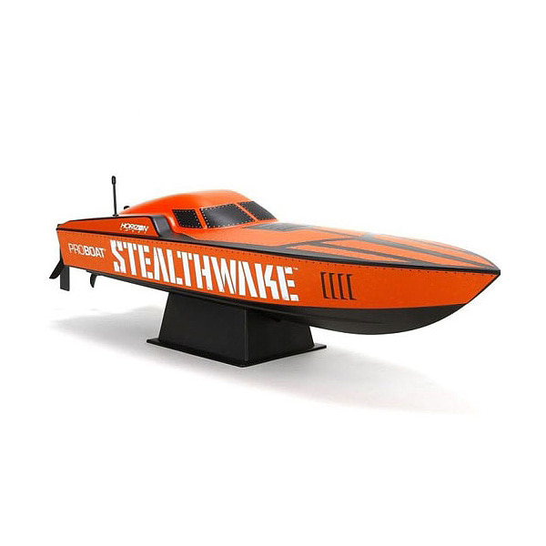 엑스캅터 - PROBOAT Stealthwake 23-inch Deep-V Brushed: RTR