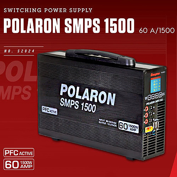 엑스캅터 - POLARON POWER SUPPLY 1500W 산업용