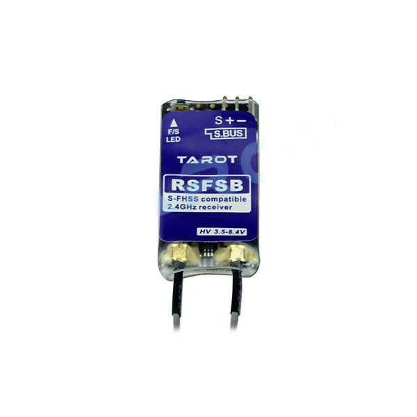 엑스캅터 - [TAROT] 후타바 S-FHSS Compatible Receiver(S-BUS)