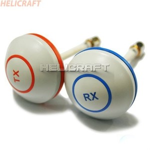 드론장 - Boscam 5.8GHz Cloud Spirit Antenna Set (Rx-SMA Male)