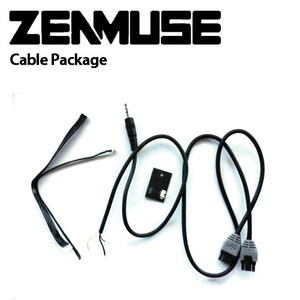 [ZGH3 부품] Cable Package  - 드론정보 & 쇼핑