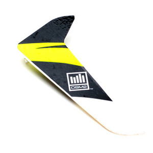 엑스캅터 - 블레이드 120SR Vertical Fin with Decal (BLH3120)